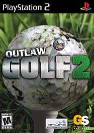 Outlaw Golf 2 - PS2 - Used