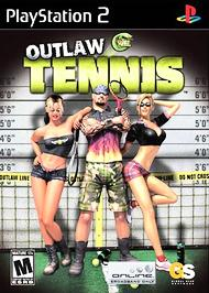Outlaw Tennis - PS2 - Used