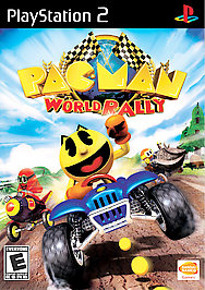 Pac-Man World Rally - PS2 - Used