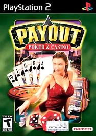 Payout Poker & Casino - PS2 - Used