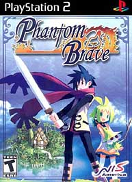 Phantom Brave - PS2 - Used
