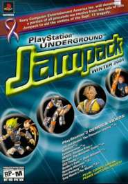 PlayStation Underground Jampack: Winter 2001 - PS2 - Used