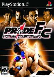 Pride FC: Fighting Championships - PS2 - Used