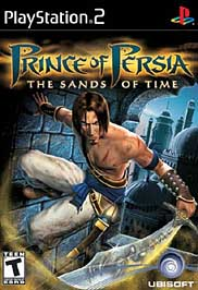 Prince of Persia: The Sands of Time - PS2 - Used
