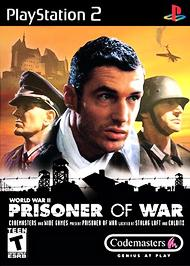 Prisoner of War - PS2 - Used