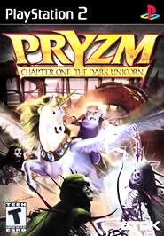 PRYZM Chapter One: The Dark Unicorn - PS2 - Used