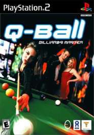 Q-Ball: Billiards Master - PS2 - Used