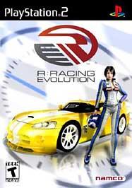 R: Racing Evolution - PS2 - Used