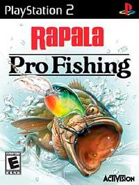 Rapala Pro Fishing - PS2 - Used