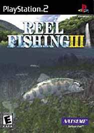 Reel Fishing III - PS2 - Used