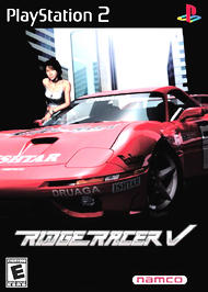 Ridge Racer V - PS2 - Used