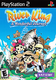 River King: A Wonderful Journey - PS2 - Used