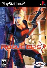 Rogue Ops - PS2 - Used