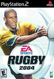 Rugby 2004 - PS2 - Used