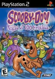 Scooby-Doo! Night of 100 Frights - PS2 - Used