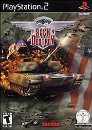Seek and Destroy - PS2 - Used