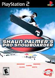 Shaun Palmer's Pro Snowboarder - PS2 - Used