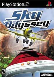Sky Odyssey - PS2 - Used