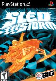 Sled Storm - PS2 - Used
