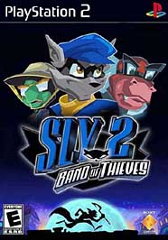 Sly 2: Band of Thieves - PS2 - Used