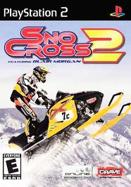 SnoCross 2 Featuring Blair Morgan - PS2 - Used