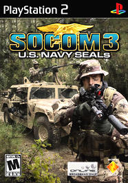 SOCOM 3: U.S. Navy Seals - PS2 - Used
