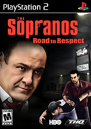Sopranos: Road to Respect - PS2 - Used