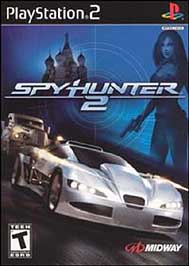SpyHunter 2 - PS2 - Used