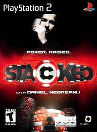 Stacked with Daniel Negreanu - PS2 - Used