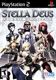 Stella Deus: The Gate of Eternity - PS2 - Used