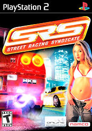 Street Racing Syndicate - PS2 - Used