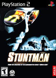Stuntman - PS2 - Used