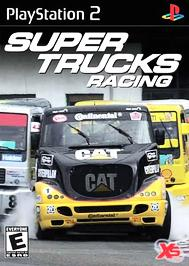 Super Trucks Racing - PS2 - Used