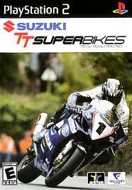 Suzuki TT Superbikes: Real Road Racing - PS2 - Used