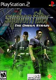 Syphon Filter: The Omega Strain - PS2 - Used
