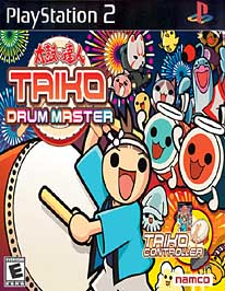 Taiko Drum Master - PS2 - Used