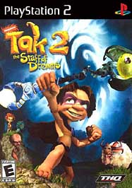 Tak 2: The Staff of Dreams - PS2 - Used