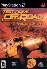 Test Drive Off-Road -- Wide Open - PS2 - Used