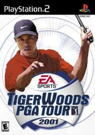 Tiger Woods PGA Tour 2001 - PS2 - Used