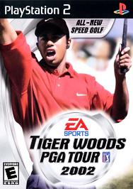 Tiger Woods PGA Tour 2002 - PS2 - Used