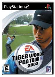 Tiger Woods PGA Tour 2003 - PS2 - Used