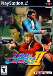 Time Crisis II - PS2 - Used