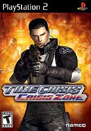 Time Crisis: Crisis Zone - PS2 - Used