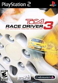 TOCA Race Driver 3 - PS2 - Used