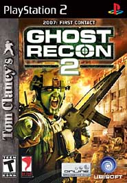 Tom Clancy's Ghost Recon 2 - PS2 - Used