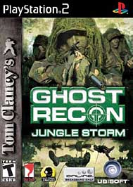 Tom Clancy's Ghost Recon: Jungle Storm - PS2 - Used