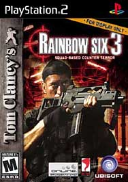 Tom Clancy's Rainbow Six 3 - PS2 - Used
