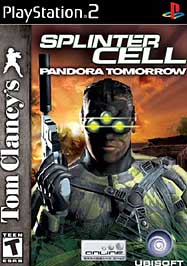 Tom Clancy's Splinter Cell Pandora Tomorrow - PS2 - Used
