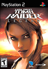 Tomb Raider: Legend - PS2 - Used