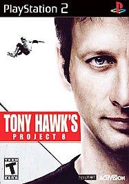 Tony Hawk's Project 8 - PS2 - Used